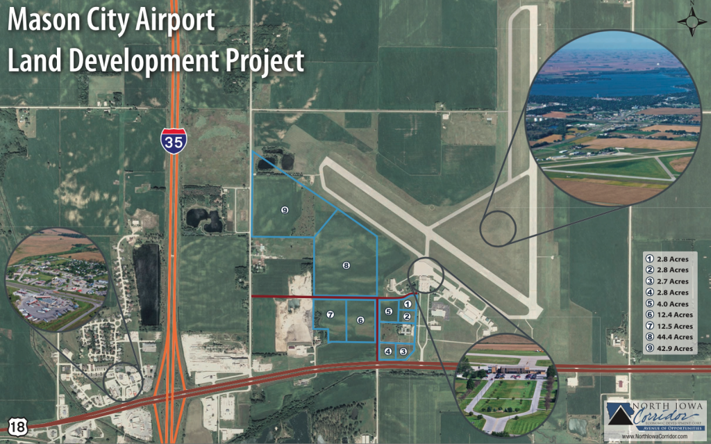 Airport Project Map