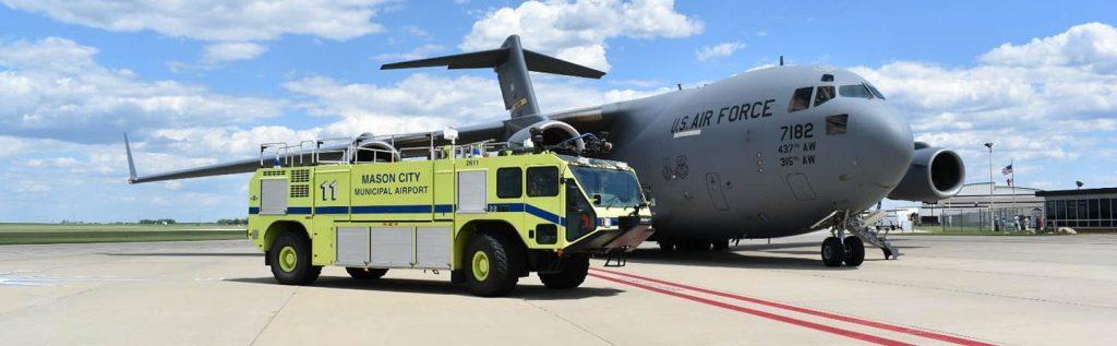 Airport Crash Truck